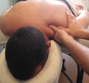 massage relaxant musculaire suédois